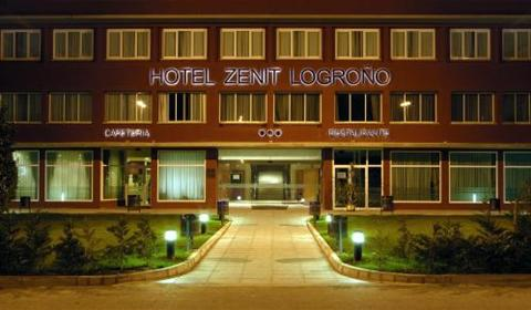 Hoteles baratos logro o ofertas hoteles logro o fin de - Hotel las gaunas en logrono ...