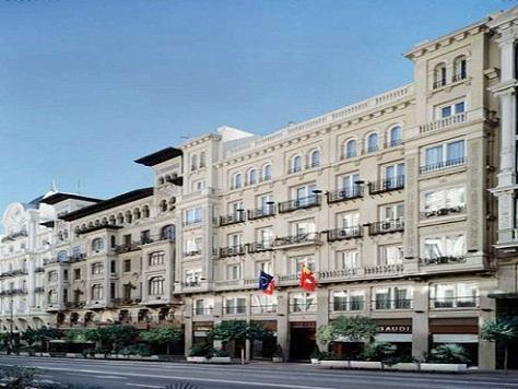 hotel 2 estrellas madrid centro: