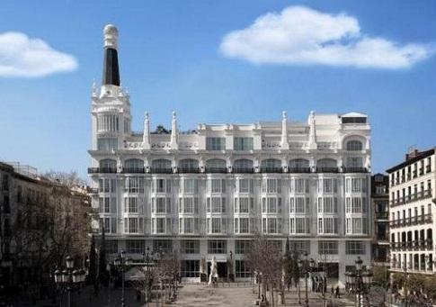 hoteles in madrid: