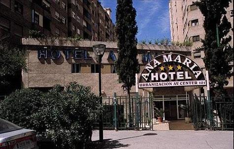 hoteles muy baratos en granada: