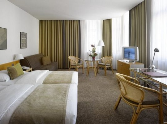 Hoteles Praga