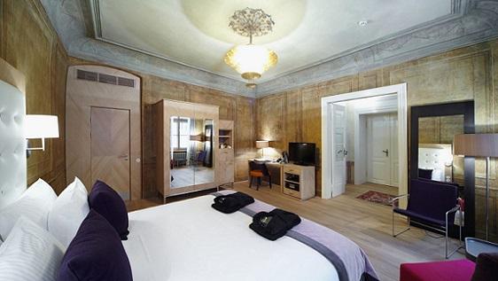 Hoteles Riga