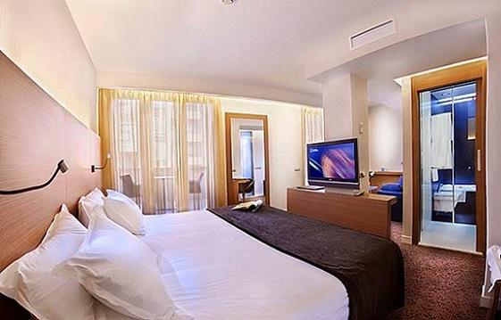 hoteles Zaragoza