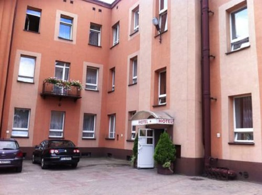 Hoteles Polonia