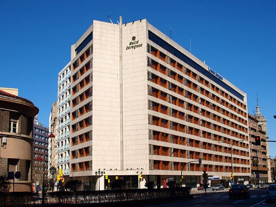 hoteles provincia zaragoza: