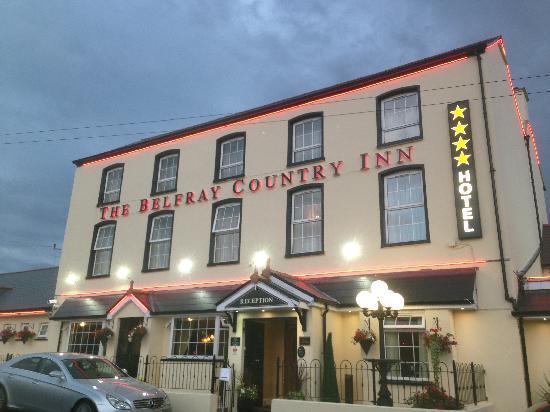 hoteles Irlanda