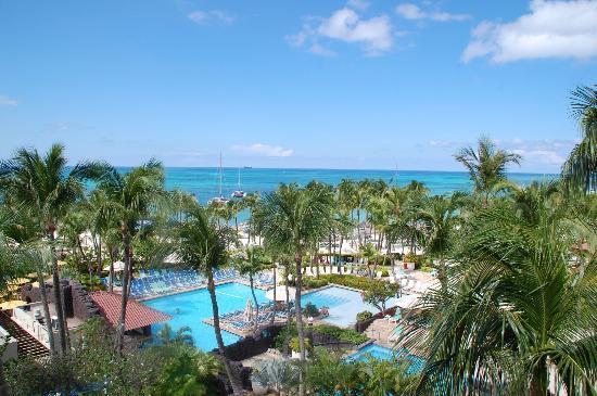 hoteles Aruba