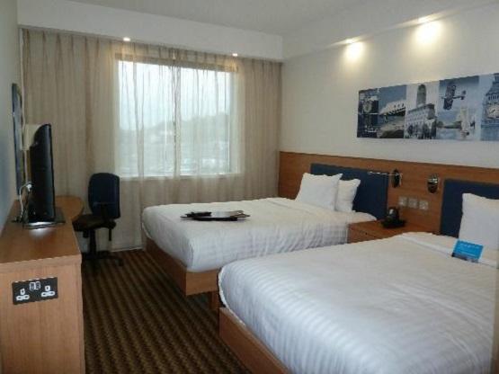 Hoteles Luton