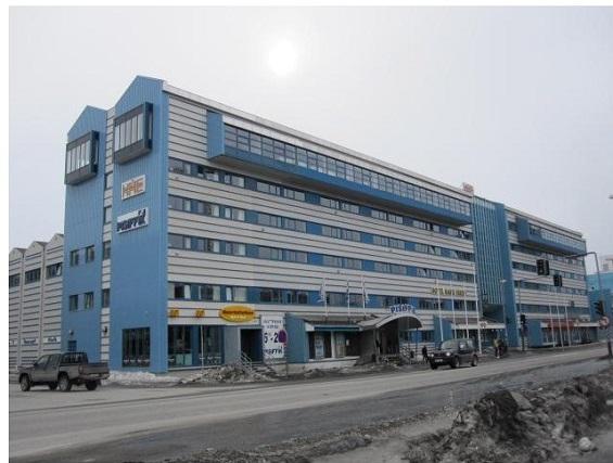 Hoteles Nuuk