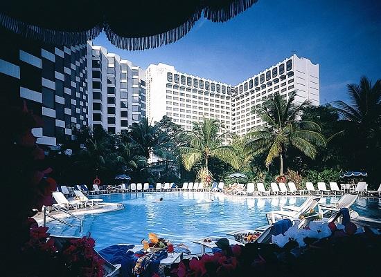 Hoteles Singapur