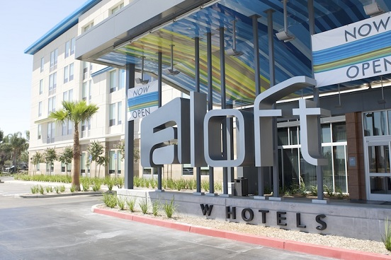 aloft hoteles