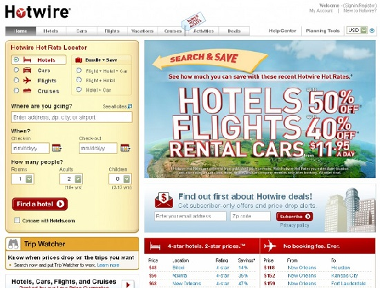 ofertas hoteles
