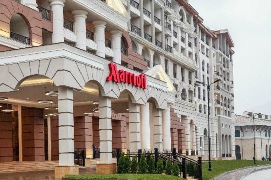 Hoteles Sochi