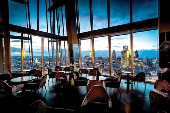 Hoteles Londres