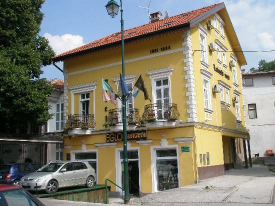 Hoteles Sarajevo