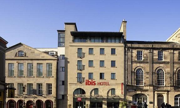 hoteles Edimburgo