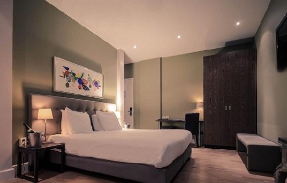 Hoteles Holanda