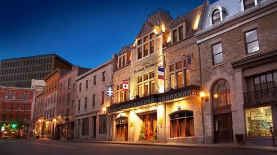 Hoteles Quebec