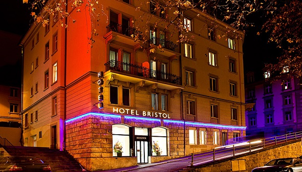 Hoteles Zurich