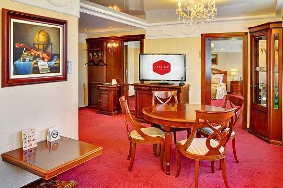 Yuzhnaya-Hotel
