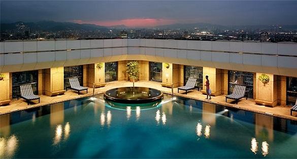 hoteles Taipei